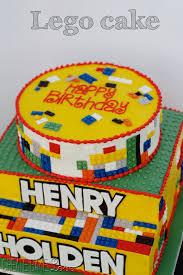 create bake love lego cake