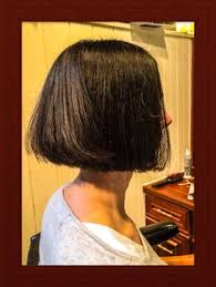 Bob Frisuren Vidal Sassoon by Clipper Blend Sides And Back Scissor Cut On Top Hair