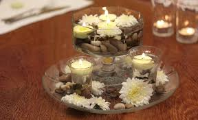 table decorations with candles and flowers table decorations with candles candle centerpieces ideas for your