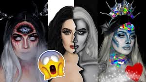 Best Halloween Makeup Kits 10 Top Best Halloween Makeup Ideas Videos Collection By Illumin