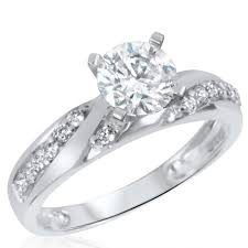 Wedding Rings Sets At Walmart by Wedding Rings Cz Wedding Ring Sets White Gold Amazing Wedding