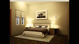 3d interior master bed room design animation 3ds max wmv youtube