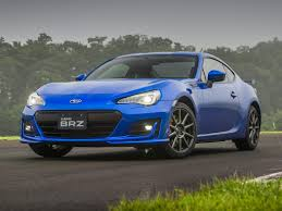 subaru brz custom subaru brz gets updates limited edition series blue model for