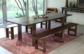 dining room table with bench seat kitchen table with bench 4sqatl com