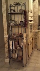 Corner Bakers Rack With Storage 26 Best Bakers Rack Images On Pinterest Bakers Rack Cabin Ideas