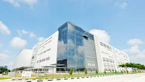 Logistics pany in Singapore dons green