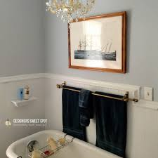 bathroom update on a budget designers sweet spot