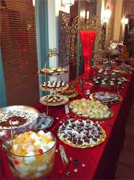christmas dessert buffet mmm licious products