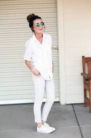 all white casual 10 ways to wear clean white for 2014 pretty designs