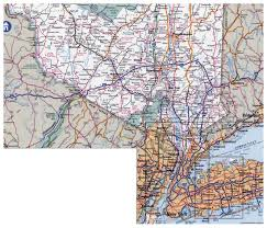 Map Of Usa With Highways by Nyc Map New York City Map Map Of New York City Geo Map United