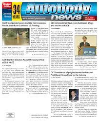 johnson lexus durham body shop western september 2016 issue by autobody news issuu