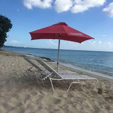 Kids Beach Chair With Umbrella West End Water Sports Jet Ski Rental Beach Rentals St Croix