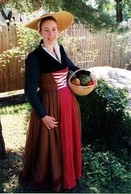 working women u0027s dress in 16th century flanders