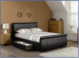king size platform bed frames with drawers home design ideas