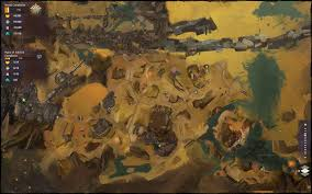 Gw2 World Map by Ascalonian Catacombs Guide Story Mode Guild Wars 2 Life