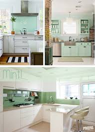 Mint Green Kitchen Accessories by How To Smartly Decorate Your Kitchen Pixersize Com