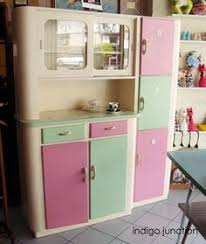 Retro Kitchen Hutch Side Board Kitchen Dresser Remake Pinterest