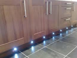 Kitchen Kickboard Lights Set Of 10 Waterproof Led Blue Deck Lights Decking Plinth