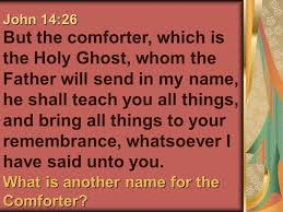 He Is My Comforter Why Do We Give Gifts How Do You Feel When Someone Gives You A