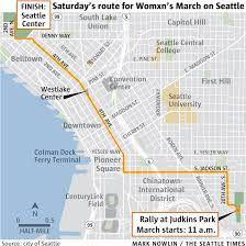 seattle map traffic traffic alert s march now 3 organizers estimate