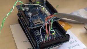 arduino project lighting controller