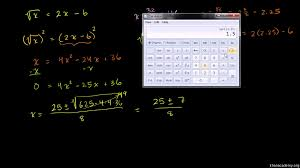 what is the square root of 1000 solving square root equations one solution video khan academy