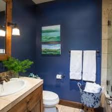 blue bathroom blue rustic bathroom photos hgtv