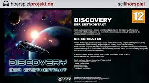 K He Komplett Discovery Der Erstkontakt Hörspiel Komplett Youtube