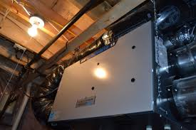 Glass Blowing Ventilation What Should I Do About Improper Installation Of An Air Exchanger