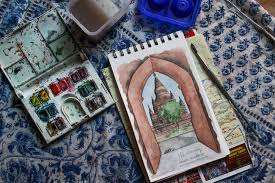 candace rose rardon sketching supplies 101 7 essential tools for