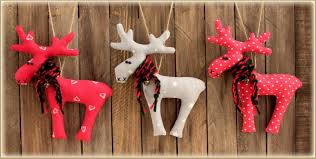Christmas Decorations Reindeer by
