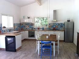 cuisine carreaux ciment carreau ciment credence cuisine maison design cuisine carreaux de