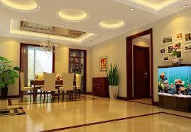 Decorated Ceiling Natural Simple Decorated Restaurant Interior Design