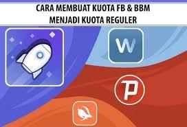 kuota bbm dan fb telkomsel cara ubah kuota fb bbm jadi kuota reguler biasa 24 jam