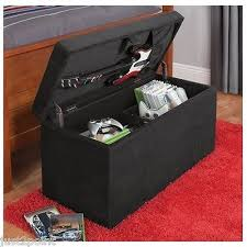 Game Chair Ottoman by Storage Ottoman Bench Video Gaming Room Furniture Game Chair Seat