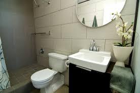 Modern Tile Bathroom - gallery eco modern flats