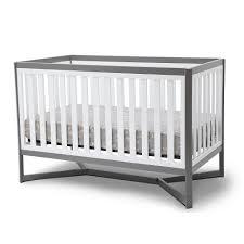 Modern 4 In 1 Convertible Crib by Delta Children Tribeca 4 In 1 Crib Babycenter