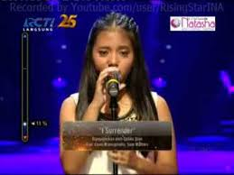 download mp3 hanin dhiya cobalah hanin dhiya i surrender rising star mp3 download stafaband
