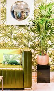 spring and summer trend floral designs and palm trees read the
