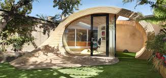Office In A Shed Shoffice Creative London Garden Pavilion That Contains A Small