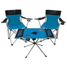 Carolina Chair Com Carolina Panthers Rawlings Tailgate Chair And Table Set Nflshop Com