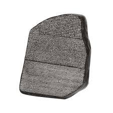 Rosetta Stone Help Desk Rosetta Stone Paperweight British Museum Exclusive At British
