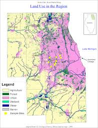 Dekalb Illinois Map by Parametric Data Sierra Club