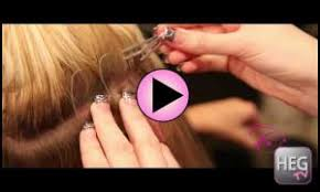 cinderella extensions how to install strand by strand hair extensions by donn great