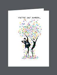 leo posillico greeting card birthday series text greeting card