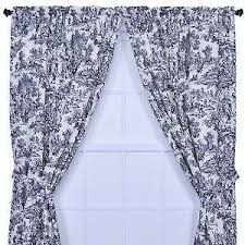 Toile Window Valances Toile Curtains Ebay