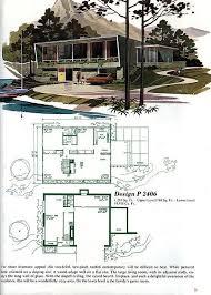 Mid Century House Plans 236 Best Mid Century Living Images On Pinterest Architecture