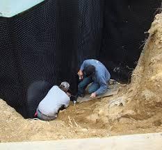 Basement Waterproofing Methods by Enl Waterproofing Burlington Oakville Wet Basement Damp Leaky