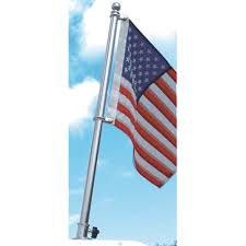 Boat Flag Poles Taylor Stainless Steel Flag Pole 1