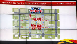 Downtown Austin Map by Austin F1 Fan Fest Intro U0026 Cota Transportation Issuesracing Ready